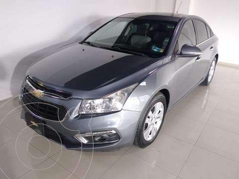 Chevrolet Cruze LT  usado (2016) color Gris Oscuro precio $197,000