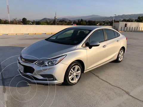 Chevrolet Cruze LS Aut usado (2017) color Plata Dorado precio $195,000