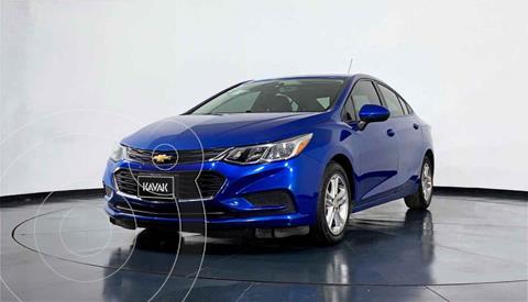 Chevrolet Cruze LS usado (2017) color Azul precio $219,999