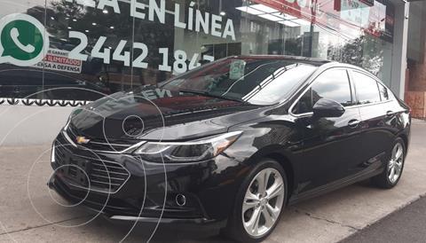 Chevrolet Cruze Premier Aut usado (2018) color Negro precio $285,000