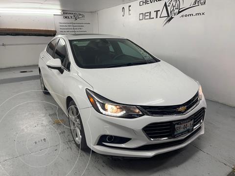 Chevrolet Cruze Premier Aut usado (2017) color Blanco precio $262,000