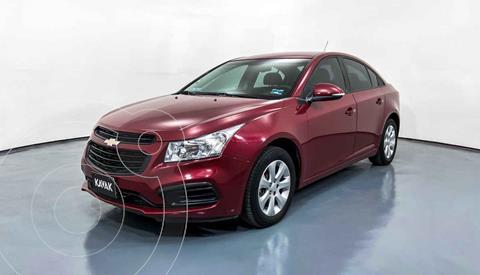 Chevrolet Cruze LT Aut usado (2016) color Rojo precio $169,999