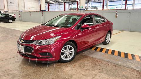 Chevrolet Cruze LS usado (2017) color Rojo precio $215,000
