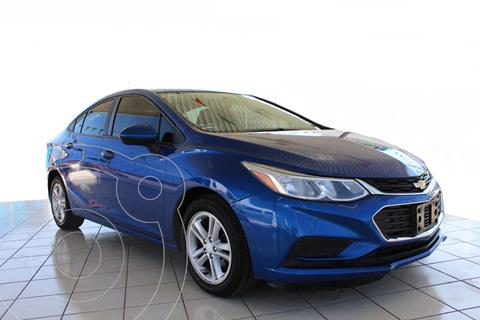 Chevrolet Cruze LS Aut usado (2016) color Azul precio $195,000
