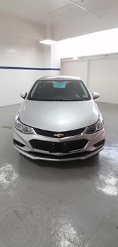 Chevrolet Cruze LS Aut usado (2018) color Plata precio $230,000