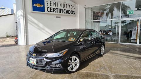Chevrolet Cruze Premier Aut usado (2017) color Negro precio $250,000