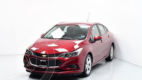 Chevrolet Cruze LS Aut usado (2017) color Rojo precio $220,304