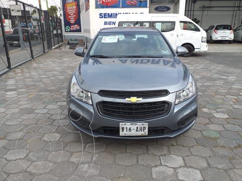 Chevrolet Cruze LS Aut usado (2016) color Gris precio $149,000