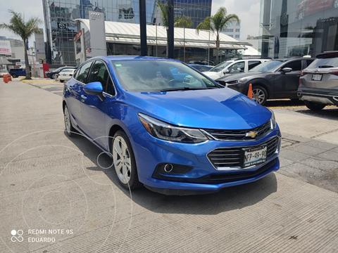 Chevrolet Cruze LT Aut usado (2018) color Azul Cobalto precio $280,000