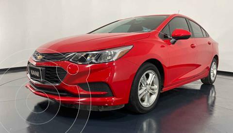 Chevrolet Cruze LS  usado (2018) color Rojo precio $237,999