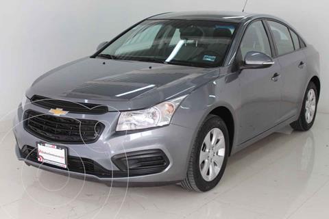 Chevrolet Cruze LS Aut usado (2016) color Negro precio $189,000