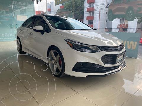 Chevrolet Cruze Premier Aut usado (2018) color Blanco precio $319,900