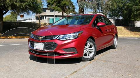 Chevrolet Cruze LS  usado (2017) color Rojo precio $177,000