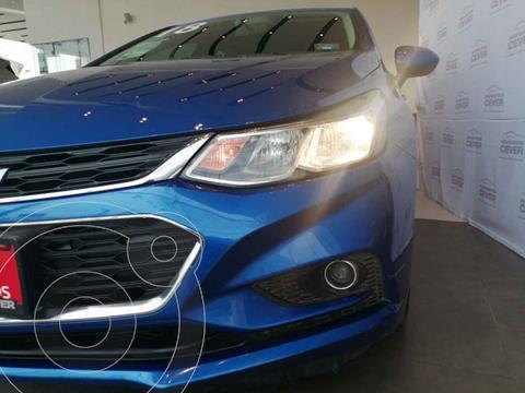 Chevrolet Cruze LT Aut usado (2018) color Azul precio $240,000