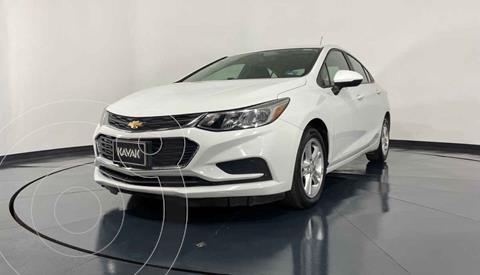 Chevrolet Cruze LS  usado (2018) color Blanco precio $247,999