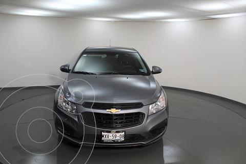 Chevrolet Cruze LS usado (2016) color Gris Acero precio $155,000