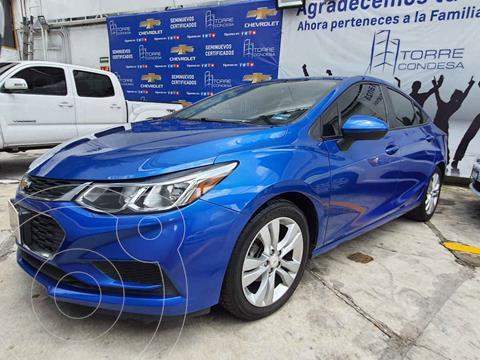 foto Chevrolet Cruze LT Aut usado (2017) color Azul precio $204,000