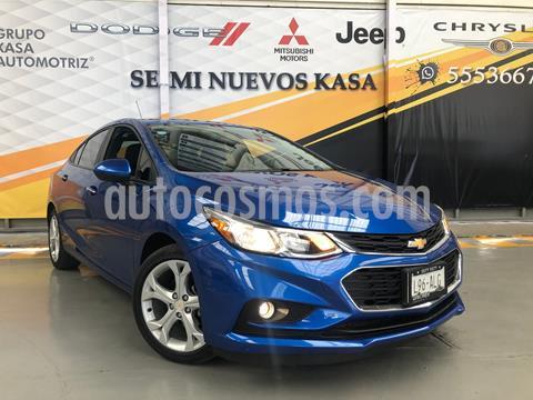 Chevrolet Cruze LT Aut usado (2017) color Azul precio $249,000