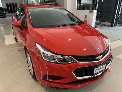 Chevrolet Cruze LS Aut usado (2017) color Rojo precio $215,000