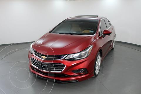 Chevrolet Cruze Premier Aut usado (2018) color Rojo precio $275,000