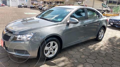 Chevrolet Cruze Paq A usado (2011) color Plata precio $105,000
