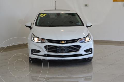 Chevrolet Cruze Premier Aut usado (2017) color Blanco precio $245,000