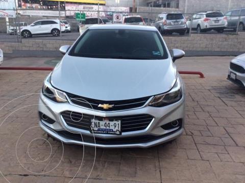 Chevrolet Cruze Premier Aut usado (2017) color Plata Dorado precio $275,000