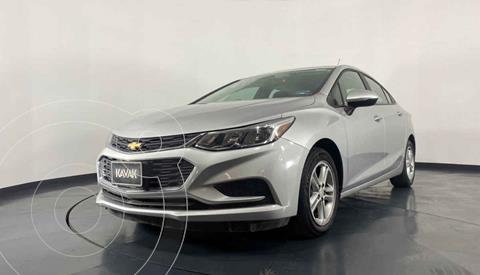 Chevrolet Cruze LS Aut usado (2017) color Plata precio $224,999