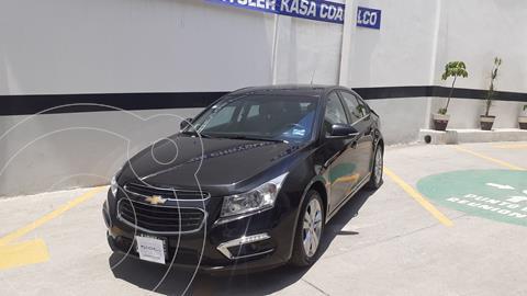 Chevrolet Cruze LT  usado (2016) color Negro precio $181,000