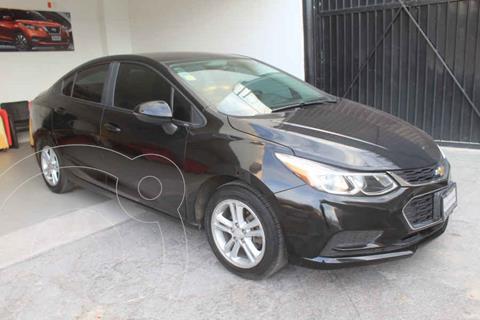 Chevrolet Cruze LS Aut usado (2017) color Negro precio $229,000