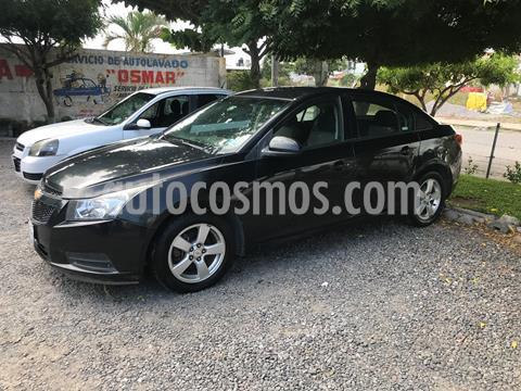 Chevrolet Cruze Paq A usado (2012) color Negro precio $85,000