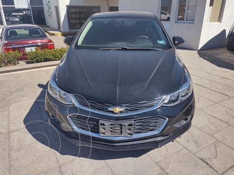 Chevrolet Cruze LT  usado (2018) color Negro precio $245,000