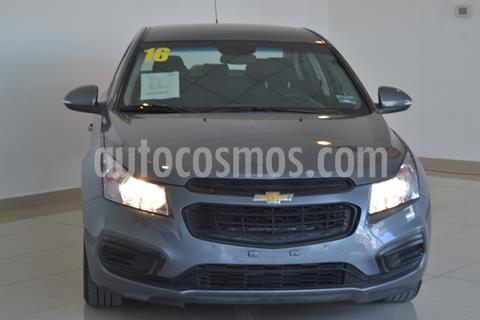 Chevrolet Cruze LS usado (2016) color Gris precio $179,800