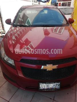 Chevrolet Cruze Paq A usado (2011) color Rojo precio $85,000
