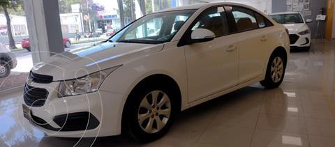 Chevrolet Cruze LS Aut usado (2015) color Blanco precio $155,000