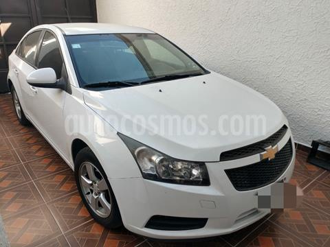 Chevrolet Cruze LS  usado (2012) color Blanco Galaxia precio $130,000