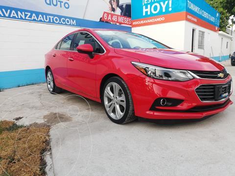 Chevrolet Cruze Premier Aut usado (2017) color Rojo financiado en mensualidades(enganche $84,840 mensualidades desde $9,259)