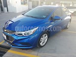 Foto venta Auto usado Chevrolet Cruze Paq A (2017) color Azul precio $265,000