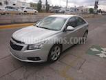 Foto venta Auto usado Chevrolet Cruze Paq C color Plata precio $119,000