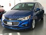 Foto venta Auto usado Chevrolet Cruze Premier Aut (2017) color Azul Cobalto precio $285,000