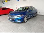 Foto venta Auto usado Chevrolet Cruze Premier Aut color Azul precio $375,000