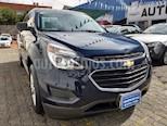 Foto venta Auto usado Chevrolet Equinox 5p LS L4/2.4 Aut (2017) color Azul Marino precio $320,000