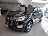 Foto venta Auto usado Chevrolet Equinox 5p LT L4/2.4 Aut (2017) color Negro precio $295,000