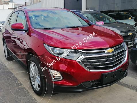 Chevrolet Equinox Premier AWD nuevo color A eleccion precio $5.481.900