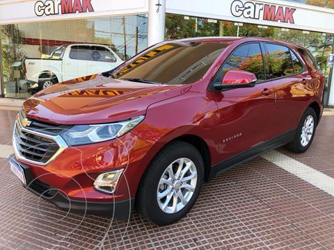 Chevrolet Equinox FWD usado (2020) color A eleccion precio $3.390.000