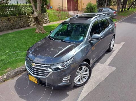 Chevrolet Equinox Premier usado (2019) color Gris precio $86.900.000