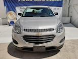 Foto venta Auto usado Chevrolet Equinox LS Paq. A (2016) color Plata precio $219,800