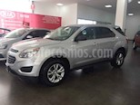 Foto venta Auto usado Chevrolet Equinox LS (2017) color Plata precio $265,000