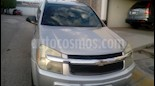 Foto venta Auto Seminuevo Chevrolet Equinox LS (2005) color Plata precio $55,000