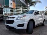 Foto venta Auto usado Chevrolet Equinox LS (2017) color Blanco precio $275,000